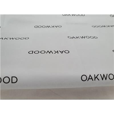 papier d'emballage oakwood